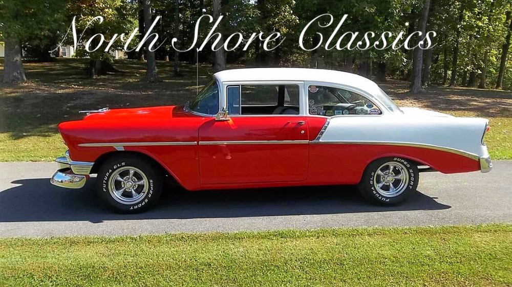 Used 1956 Chevrolet Bel Air 150/210 Bel Air from Florida- | Mundelein, IL