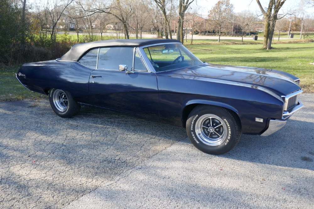 Used 1968 Buick Skylark -MIDNIGHT BLUE-POWER TOP CONVERTIBLE DRIVER CLASSIC- SEE VIDEO | Mundelein, IL
