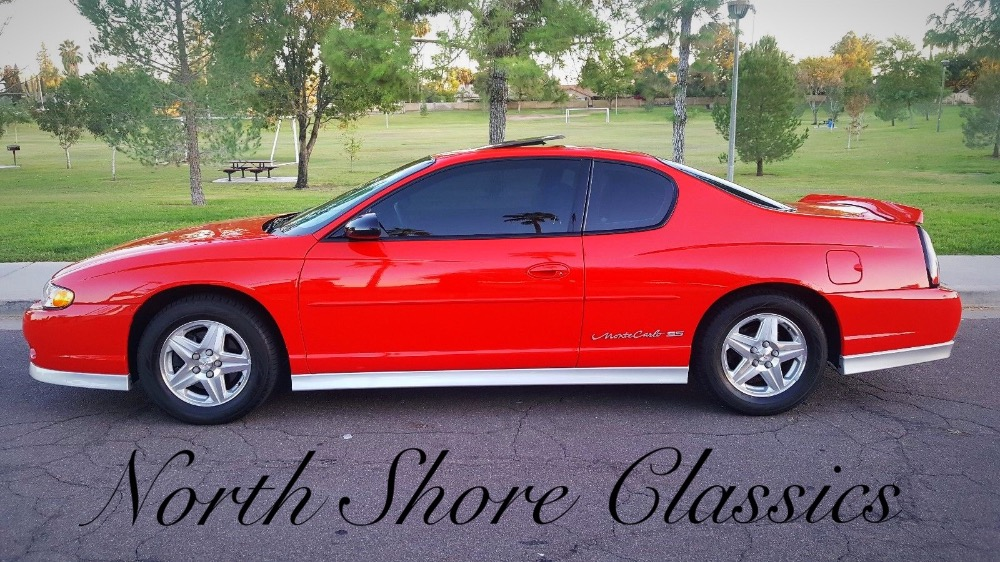 Used 2001 Chevrolet Monte Carlo -SS-From ARIZONA-Only 37k Miles-LIKE NEW-MINT CONDITION- | Mundelein, IL