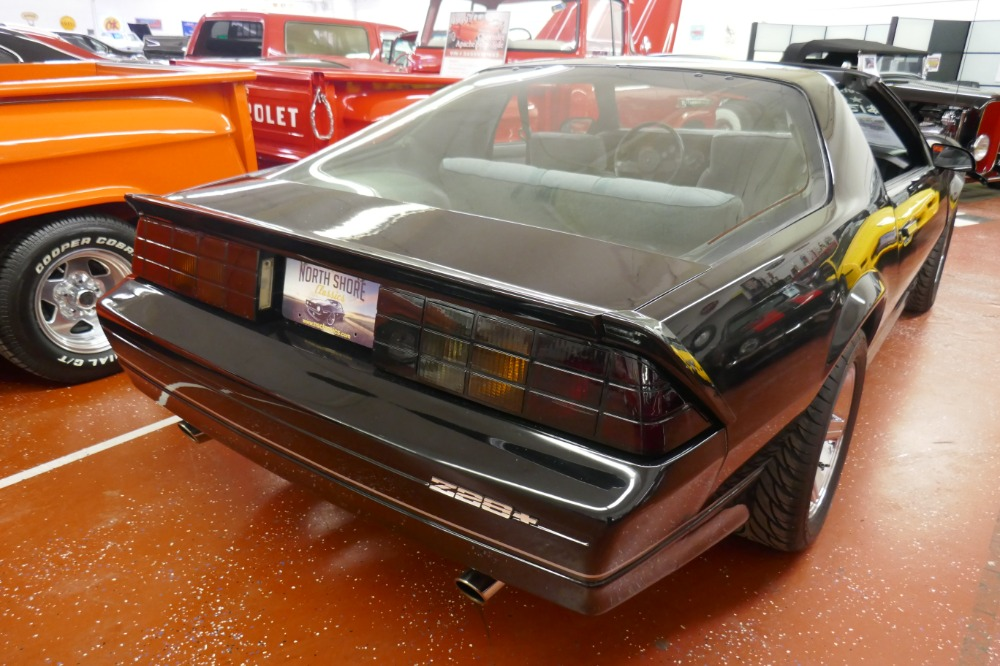 Used 1985 Chevrolet Camaro -IROC Z28-T-TOPS/ 5 SPD-LOW  MILES - SEE VIDEO | Mundelein, IL