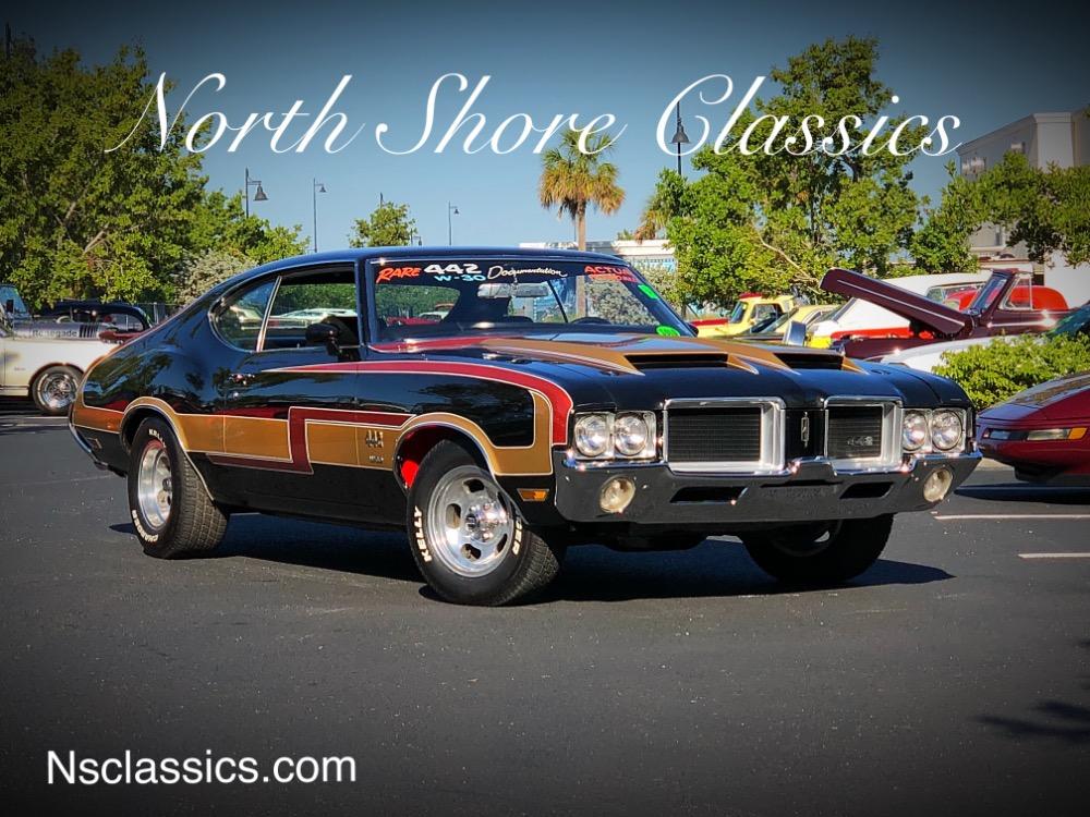 1971 Oldsmobile 442 -W-30 CODE-1 OWNER CAR W/ 19K ORIGINAL MILES ...
