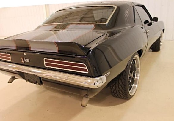 Used 1969 Chevrolet Camaro PRO TOURING FUEL INJECTED/5 SPD/SHOW QUALITY RESTORED- | Mundelein, IL