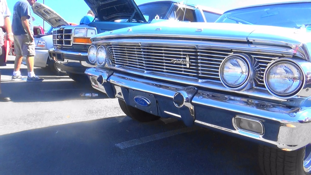 1964 Ford Galaxie -500 XL- 4SPEED/ 428 V8- Stock # 428BH for sale