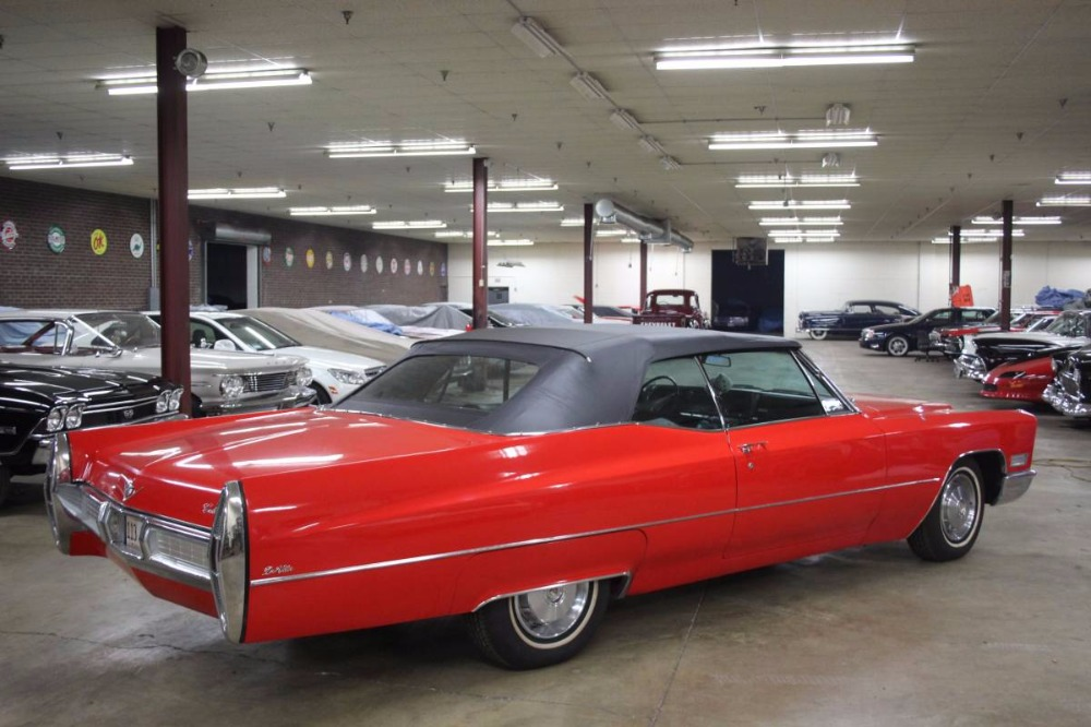Used 1967 Cadillac DeVille -CLEAN CONVERTIBLE- | Mundelein, IL
