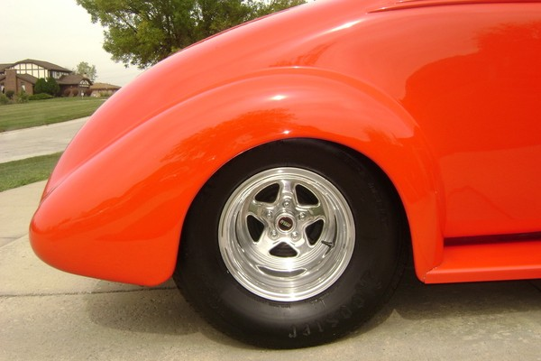 1937 Chevrolet Chevy Pro Street Coupe Slick Amp Fast Stock