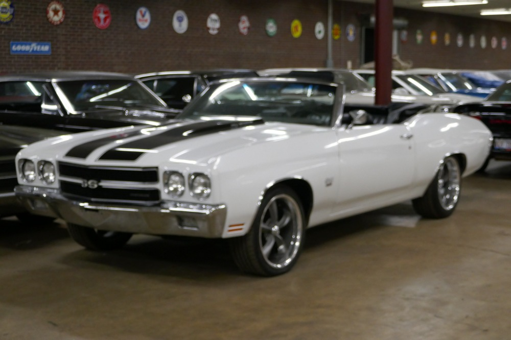 Used 1970 Chevrolet Chevelle - SUPER SPORT 454 BIG BLOCK - CONVERTIBLE | Mundelein, IL
