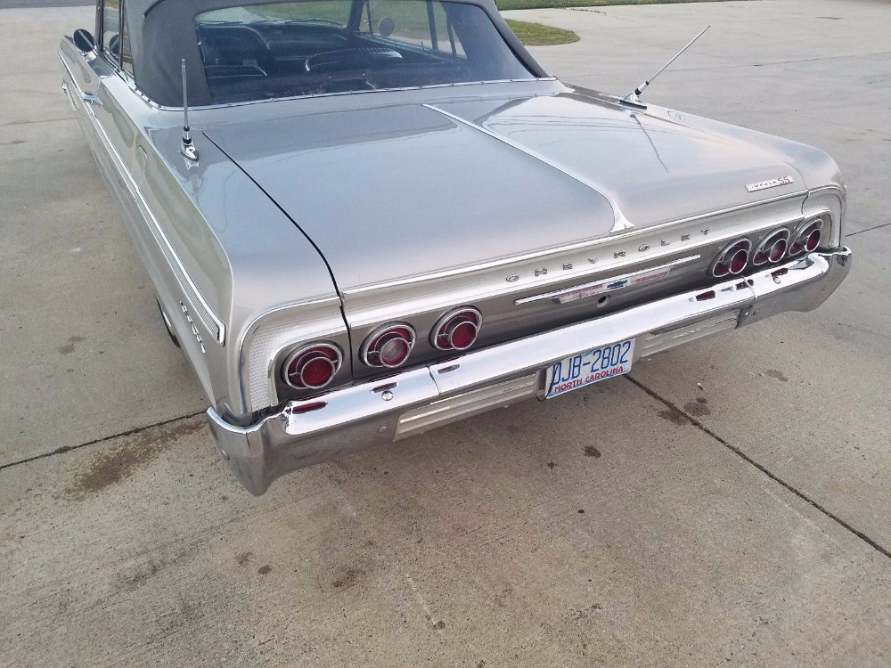 Used 1964 Chevrolet Impala -CONVERTIBLE - SS TRIBUTE WITH AIR RIDE- | Mundelein, IL