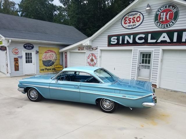 Used 1961 Chevrolet Impala -SUPER SPORT TRI-POWER - BUBBLETOP- | Mundelein, IL