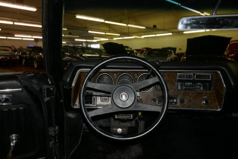 Used 1970 Chevrolet Monte Carlo -TRIPLE BLACK NICE CONDITION 454 BIG BLOCK- | Mundelein, IL