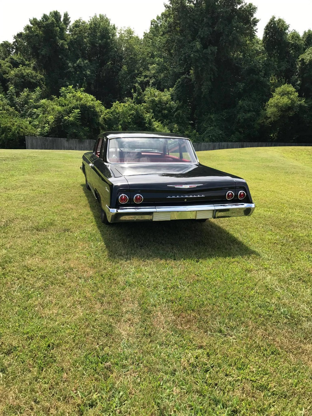 Used 1962 Chevrolet Biscayne -RESTORED FRAME OFF-409-4 SPEED-DUAL QUAD-FREE SHIPPING- | Mundelein, IL