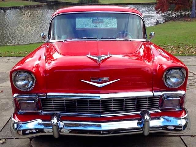 Used 1956 Chevrolet Special Delivery -AIR RIDE-PRO TOUR-WITH AC-NICE PAINT-WICKED MACHINE- | Mundelein, IL