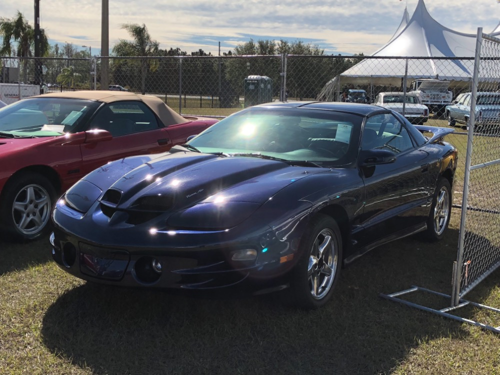 2001 pontiac trans am ls1 6 speed ws6 with low miles see video stock 1801003sg for sale. Black Bedroom Furniture Sets. Home Design Ideas