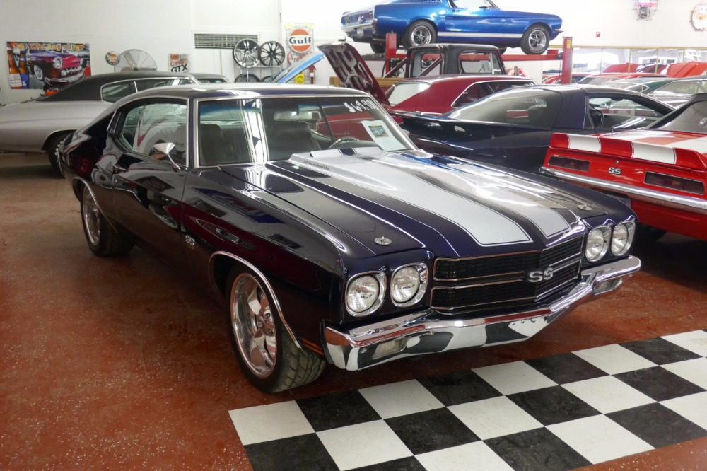 Used 1970 Chevrolet Chevelle -LS5 BIG BLOCK 4 SPEED-PRO TOURING-SHOW QUALITY-125k INVESTED-SEE VIDEO- | Mundelein, IL