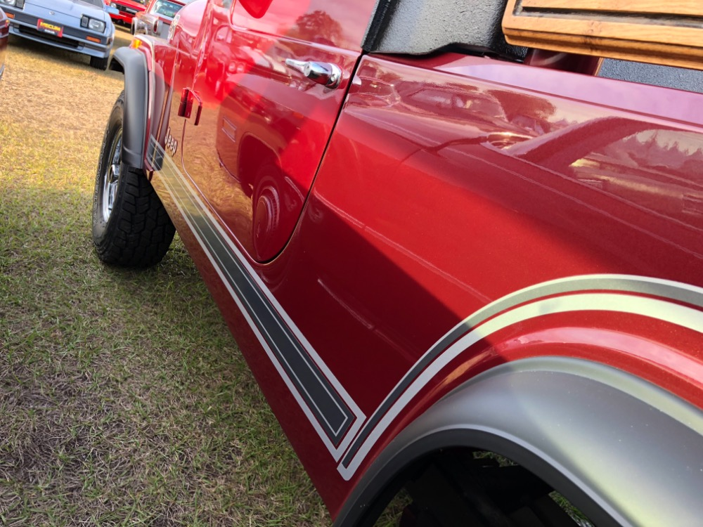 Used 1981 Jeep Scrambler -FRAME OFF RESTORATION - NEW PAINT AND INTERIOR - | Mundelein, IL
