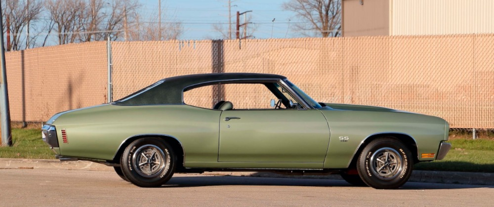 Used 1970 Chevrolet Chevelle FRAME OFF RESTO- SUPER SPORT- 396 -SEE VIDEO | Mundelein, IL