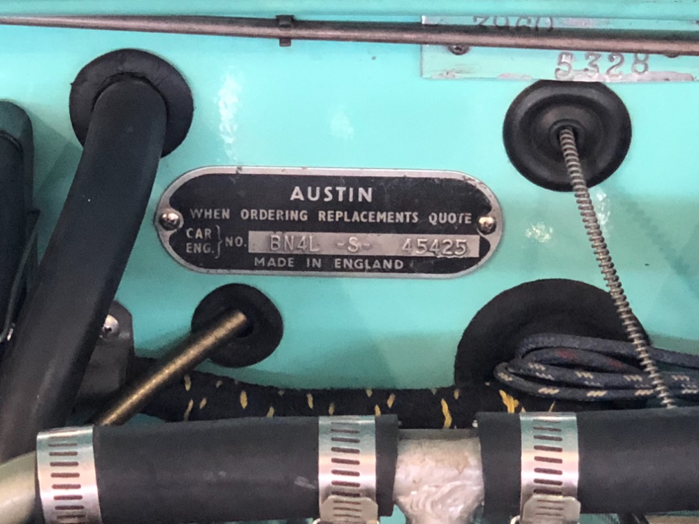 Used 1959 Austin Healey Roadster - FRAME OFF RESTO -100/6- DUAL CARBS | Mundelein, IL