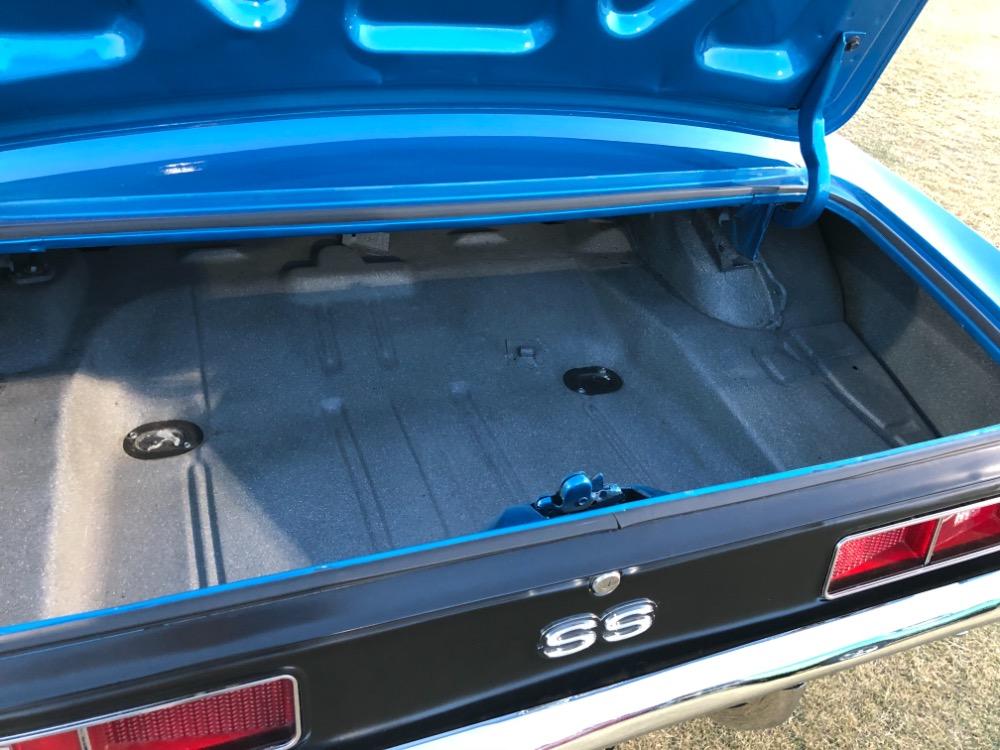 Used 1969 Chevrolet Camaro -ARIZONA CAR-TRUE REAL SS X66 CODE SUPER SPORT-MINT CONDITION RESTORED | Mundelein, IL