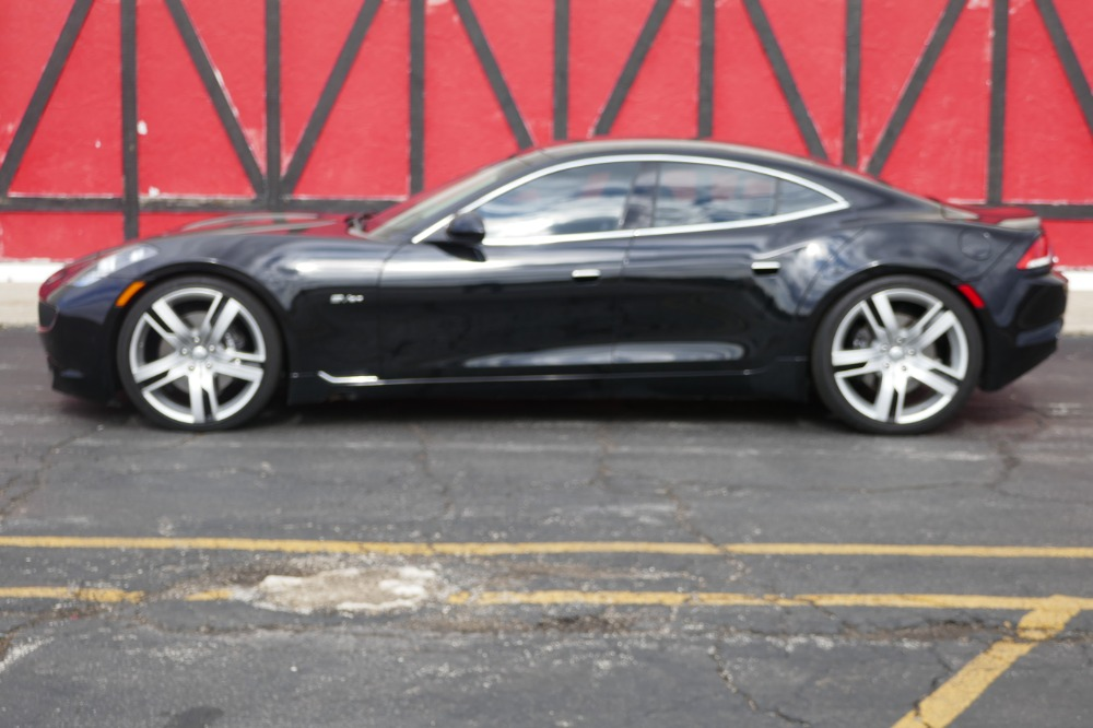 Used 2012 Fisker Karma -CLEARANCE PRICE-ONLY 24k MILES-FROM CALIFORNIA- | Mundelein, IL