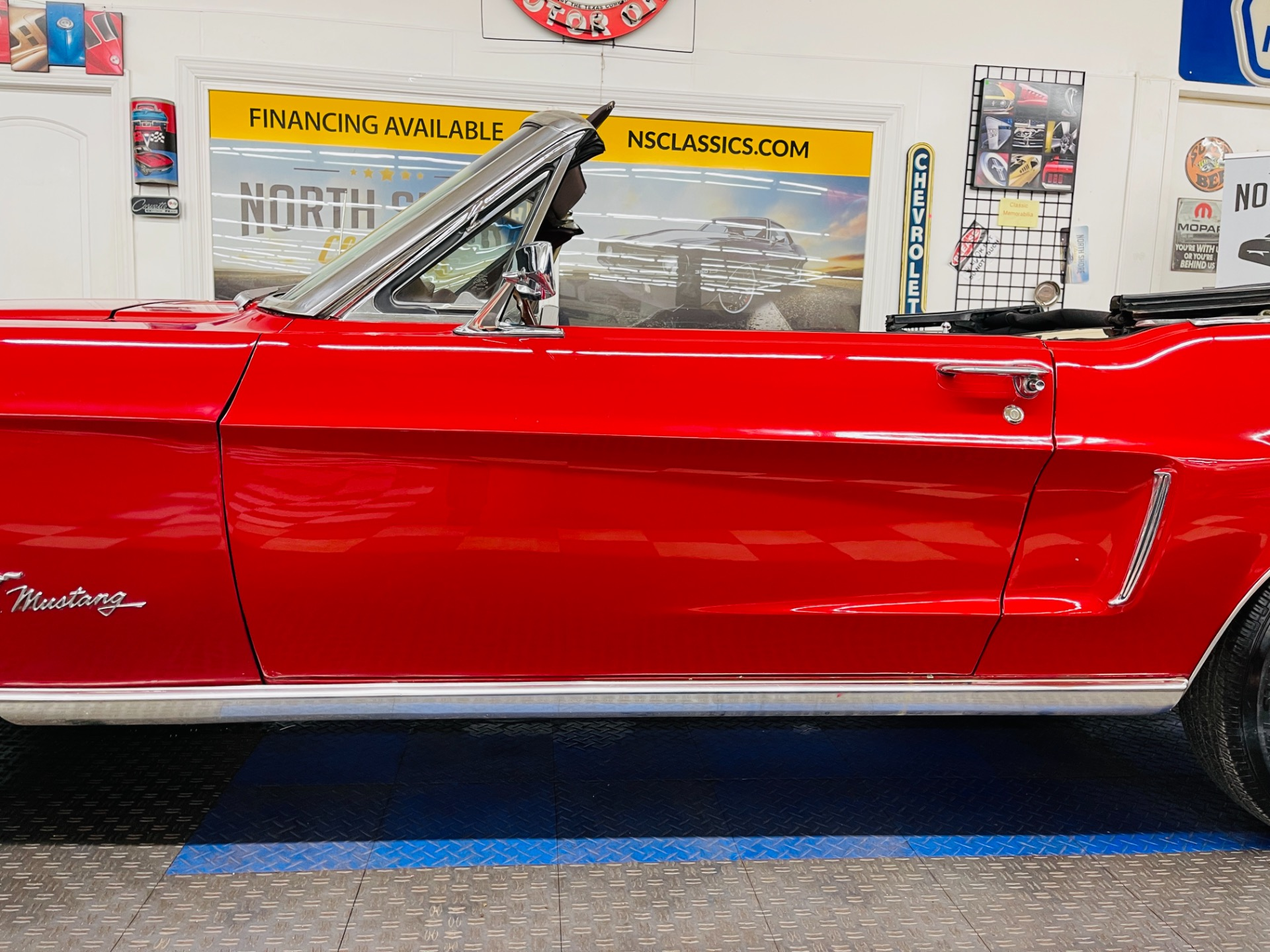 Used 1968 Ford Mustang - CONVERTIBLE - CLEAN BODY AND FLOORS - SEE VIDEO - | Mundelein, IL