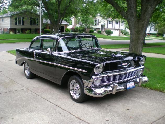 Used 1956 Chevrolet Del Ray RESTORATION DOCUMENTED | Mundelein, IL