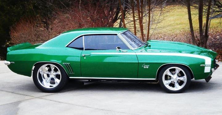 Used 1969 Chevrolet Camaro -PRO STREET-PRO TOURING RESTO MOD - BUILT 496 - SEE VIDEO | Mundelein, IL