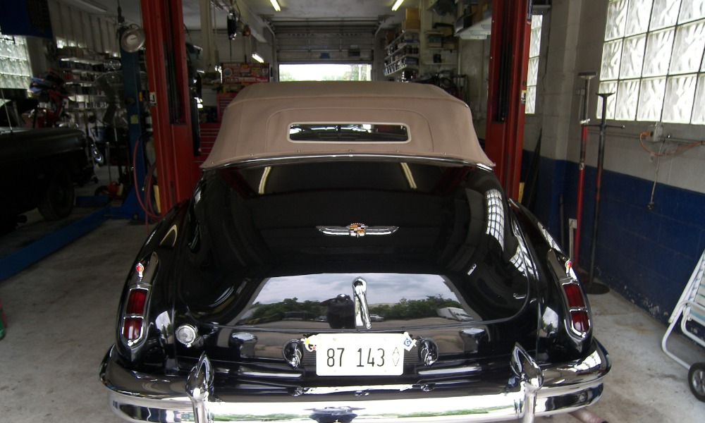 Used 1947 Cadillac Series 62 - CLASSIC CONVERTIBLE CRUISER- | Mundelein, IL