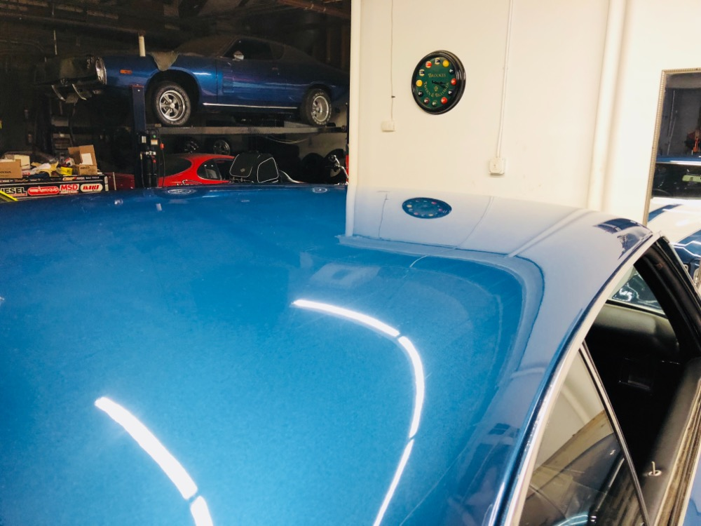 Used 1970 Chevrolet Chevelle -SS454-Manual 4 Speed-Fathom Blue- | Mundelein, IL