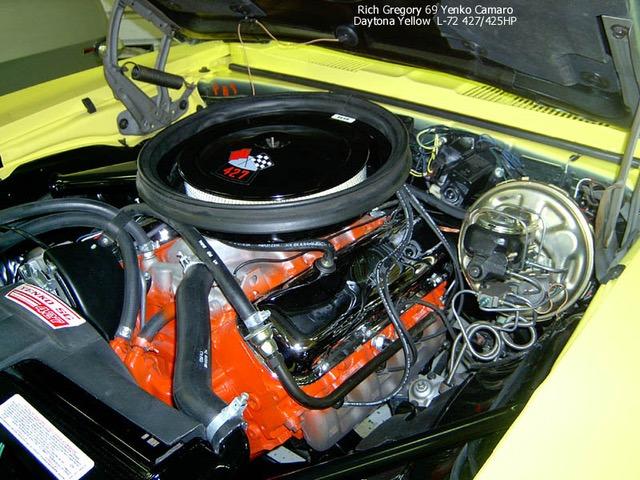 Used 1969 Chevrolet Camaro -YENKO - DOUBLE COPO - REAL DEAL-NEW LOW PRICE- | Mundelein, IL