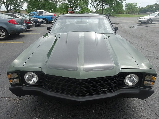 Used 1971 Chevrolet Chevelle - PROFESSIONAL BUILT PRO TOURING MACHINE- A MUST SEE- SEE VIDEO | Mundelein, IL