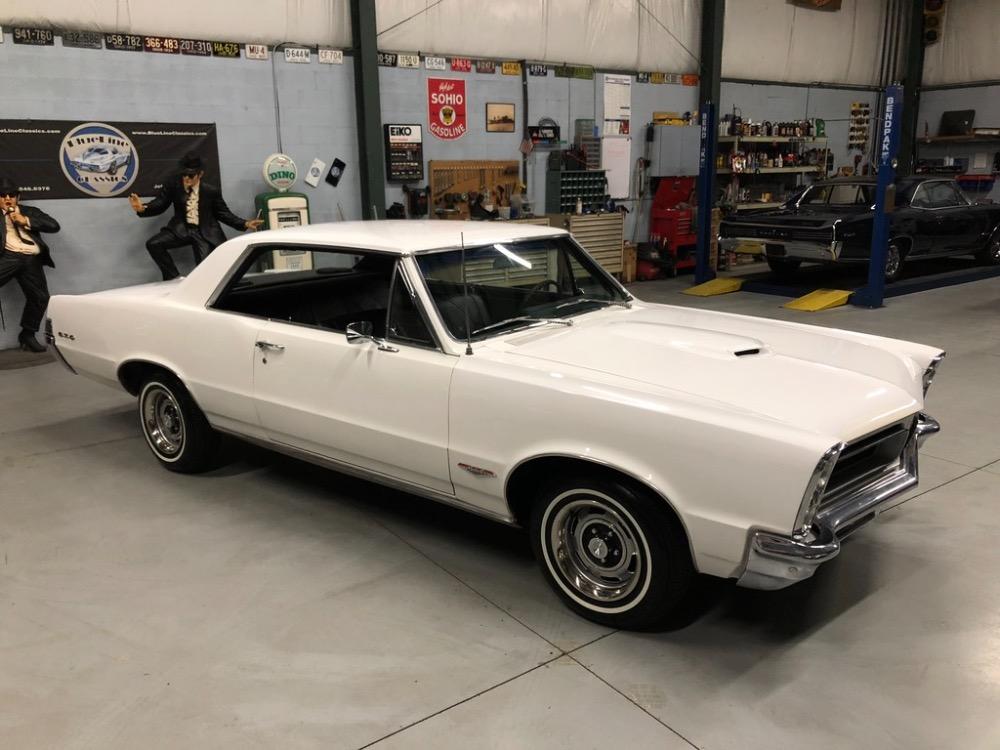 Used 1965 Pontiac GTO -389 ENGINE-4 SPEED- PHS DOCUMENTED- | Mundelein, IL