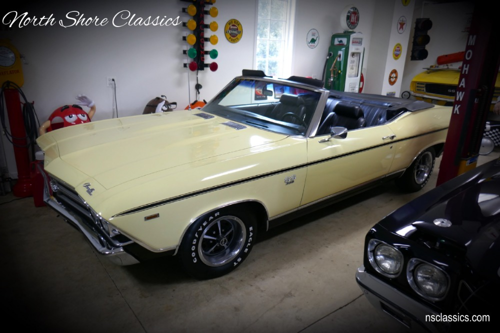 Used 1969 Chevrolet Chevelle - PRICE DROP - CONVERTIBLE - AC- SEE VIDEO | Mundelein, IL
