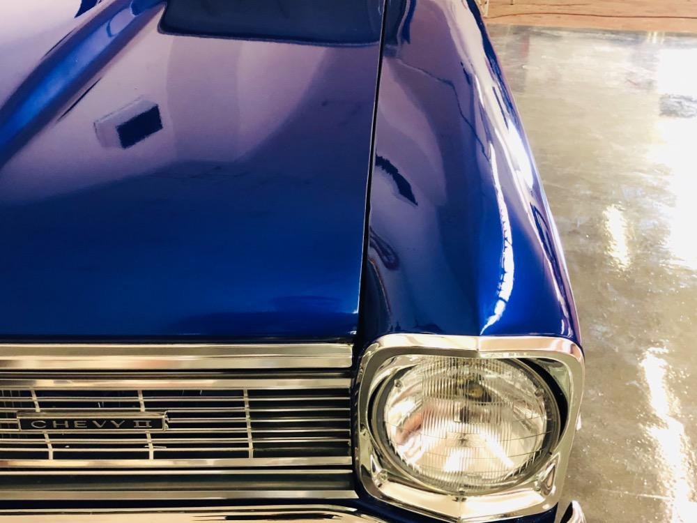 Used 1966 Chevrolet Nova -PACIFIC BLUE PEARL NOVA II- SEE VIDEO | Mundelein, IL