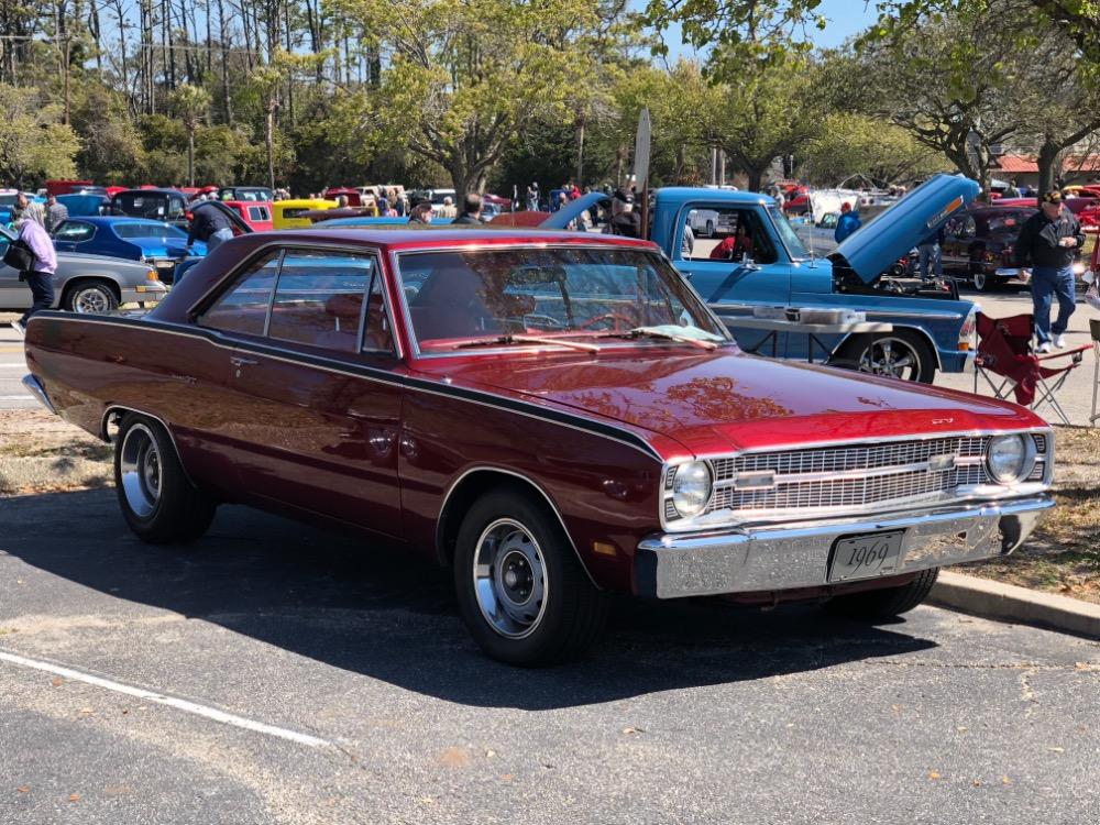 Used 1969 Dodge Dart -REAL GT-NEW 440 ENGINE-SOUTH CAROLINA CAR   Mundelein, IL