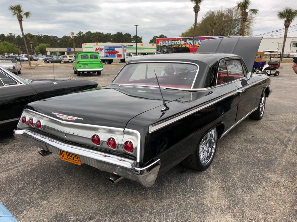 Used 1962 Chevrolet Impala -From NORTH CAROLINA- AIR CONDITIONING FRAME UP RESTO - SEE VIDEO | Mundelein, IL