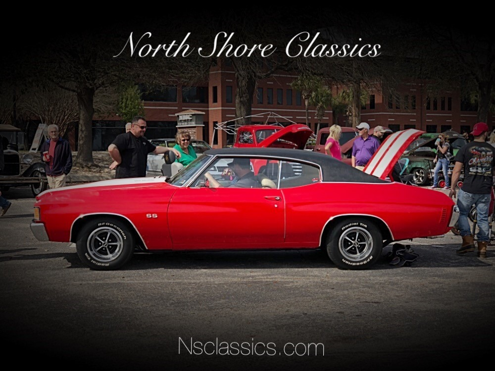 Used 1972 Chevrolet Chevelle -RESTORED CONDITION FROM SOUTH CAROLINA- SEE VIDEO | Mundelein, IL