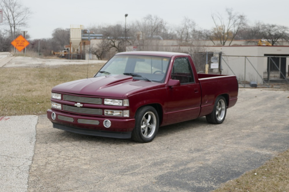 Used 1989 Chevrolet Pickup Silverado-SHORTBED 1500 RUST FREE N CAROLINA-NEW JAPER ENGINE-SEE VIDEO- | Mundelein, IL