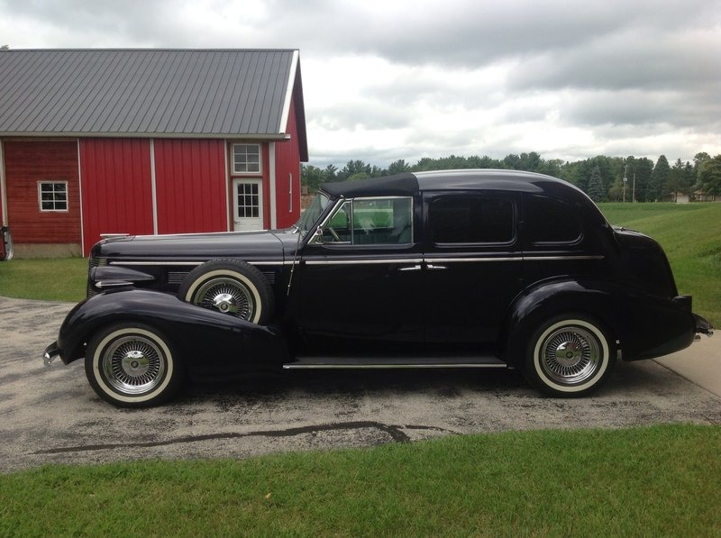 Used 1937 Buick Special - PARTIAL REMOVABLE TOP- SUICIDE REAR DOORS- | Mundelein, IL