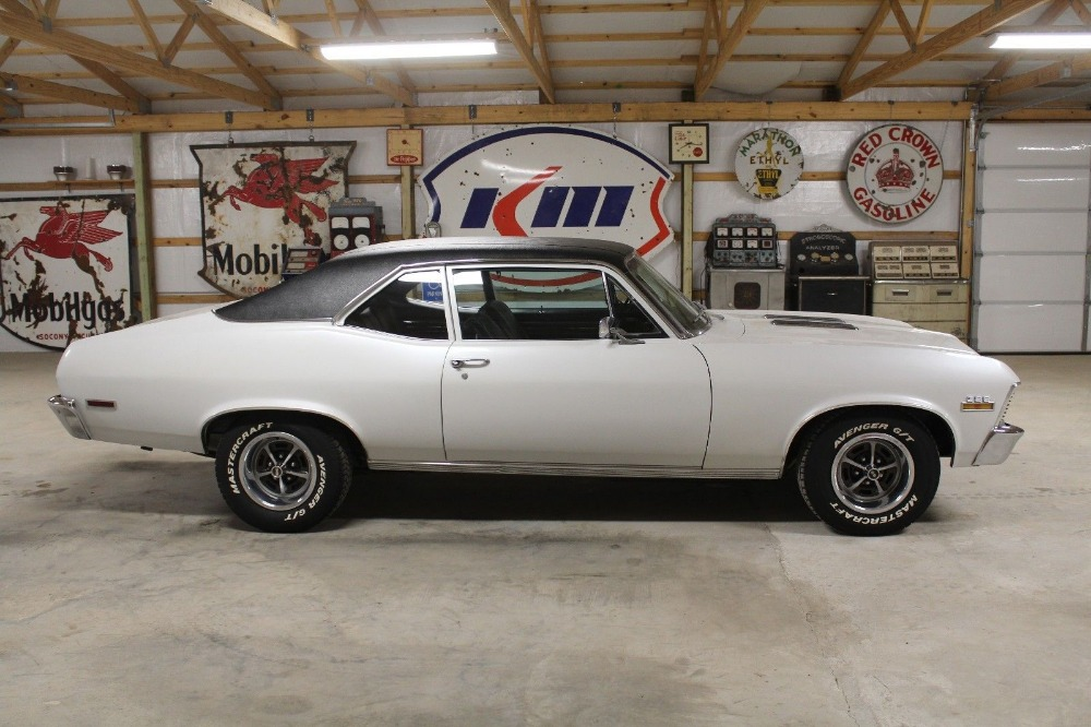 Used 1970 Chevrolet Nova -SS396 4 SPEED-VERY GOOD SOUTHERN MUSCLE CAR- | Mundelein, IL