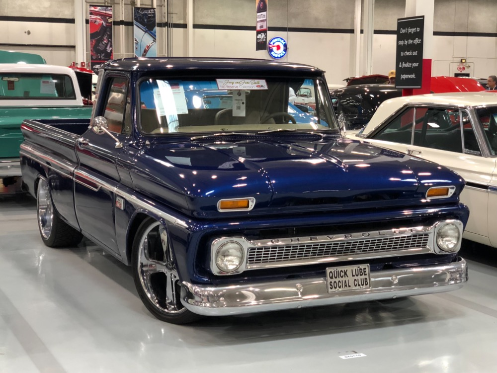1966 Chevrolet Pickup C10 Custom Pro Touring Fuel Injected