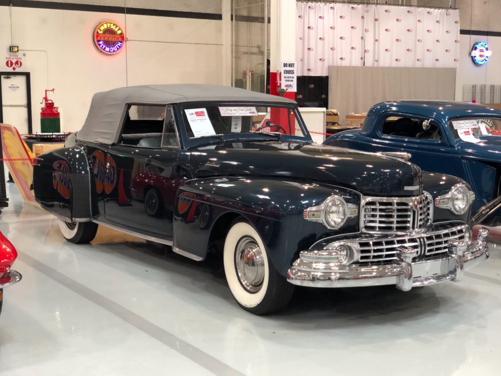 1948 Lincoln Continental -LOWERED PRICE TO $26,750-PRICED TO SELL ...