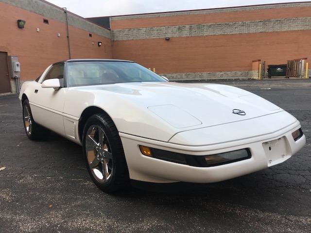 Used 1995 Chevrolet Corvette - 5.7 L V8 - LOW MILES - CLEAN CAR FAX | Mundelein, IL