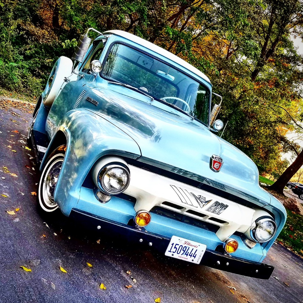 1954 Ford Pickup -F100 -CLASSIC PICK UP TRUCK FROM ARIZONA - SEE ...