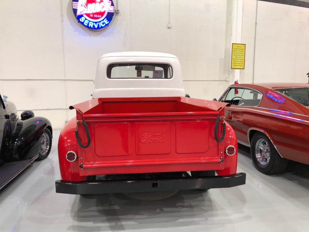 Used 1952 Ford Pickup -F150 -ORIGINAL BLACK PLATE CALIFORNIA TRUCK | Mundelein, IL