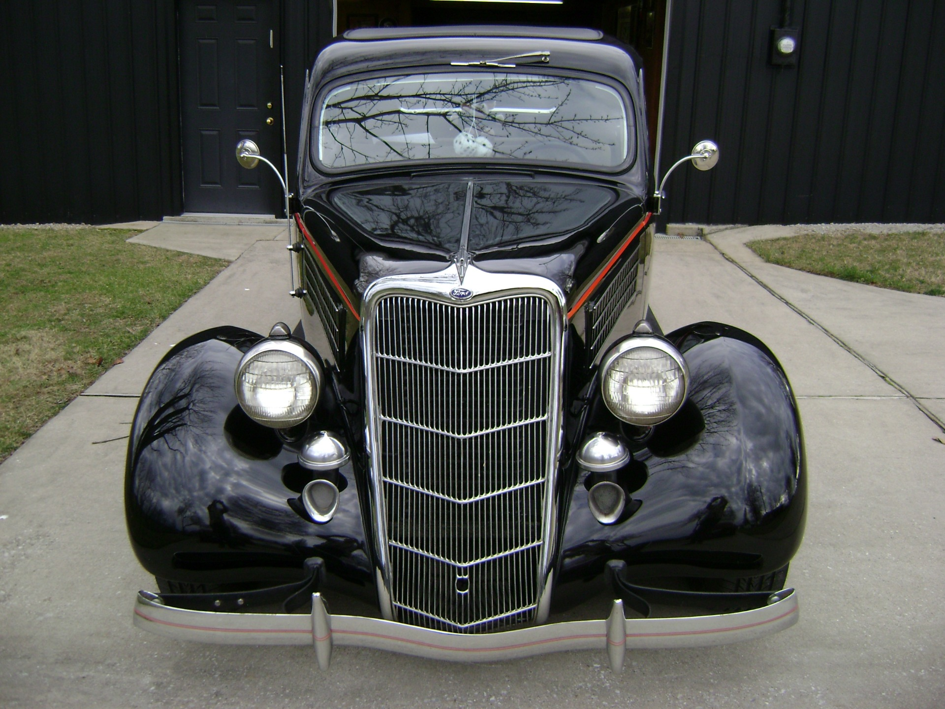 Used 1935 Ford Hot Rod / Street Rod -5 WINDOW COUPE -RUMBLER SEAT - REDUCED PRICE! - WOW | Mundelein, IL