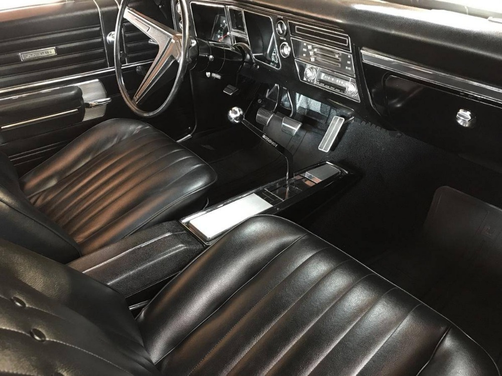 Used 1968 Chevrolet Chevelle -RECENT FRAME OFF RESTORATION-NUMBERS MATCHING SUPER SPORT-   Mundelein, IL