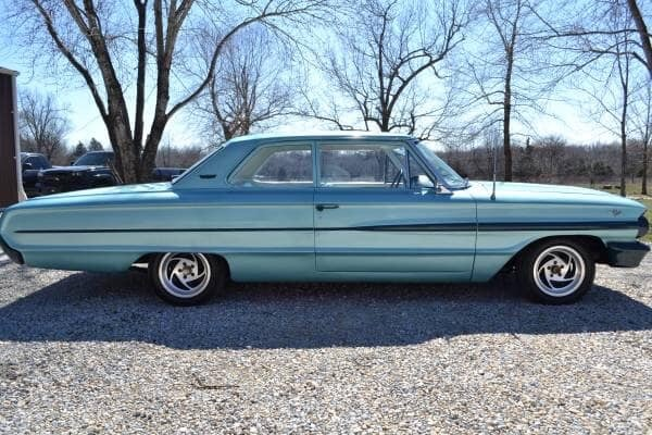 Used 1964 Ford Galaxie -NUMBERS MATCHING 289- | Mundelein, IL