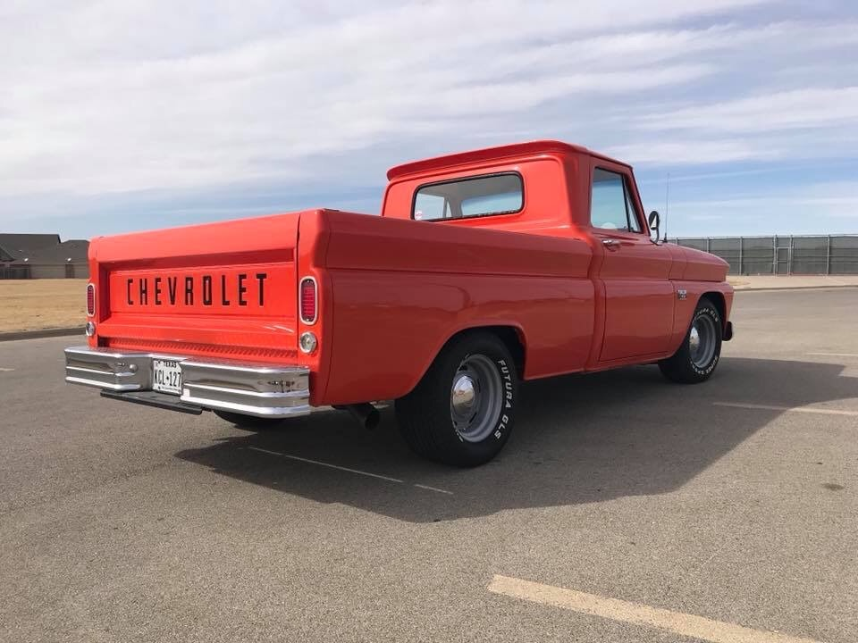 Used 1966 Chevrolet Pickup - C10-FROM TEXAS, NO RUST-REAL NICE PAINT JOB- | Mundelein, IL