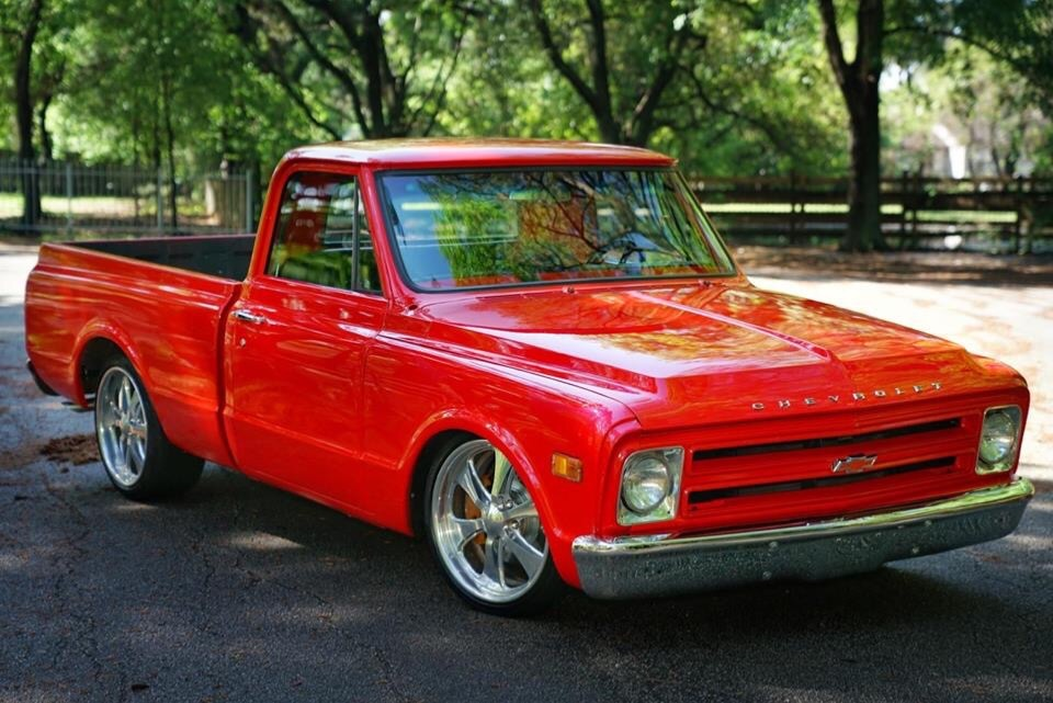 Used 1967 Chevrolet Pickup -C10 -SLICK TRUCK FROM TEXAS | Mundelein, IL