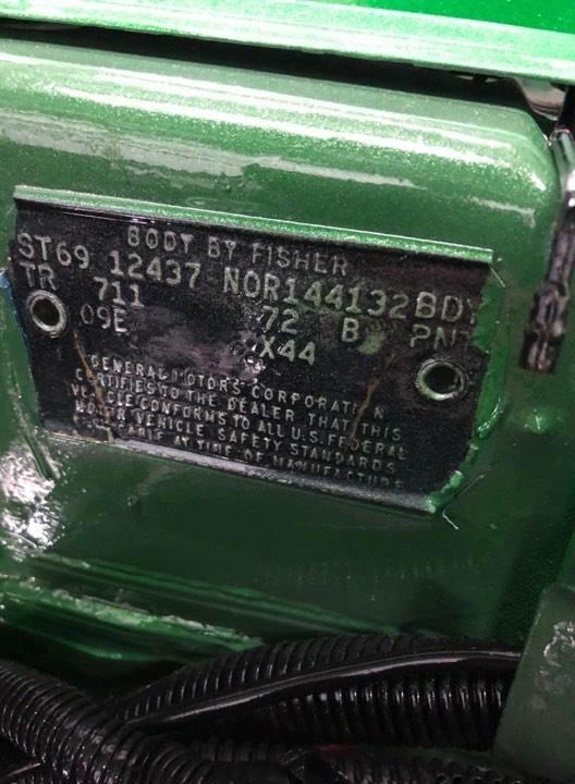 Used 1969 Chevrolet Camaro -X44 CODE-RALLY GREEN SOLID 1ST GEN- | Mundelein, IL