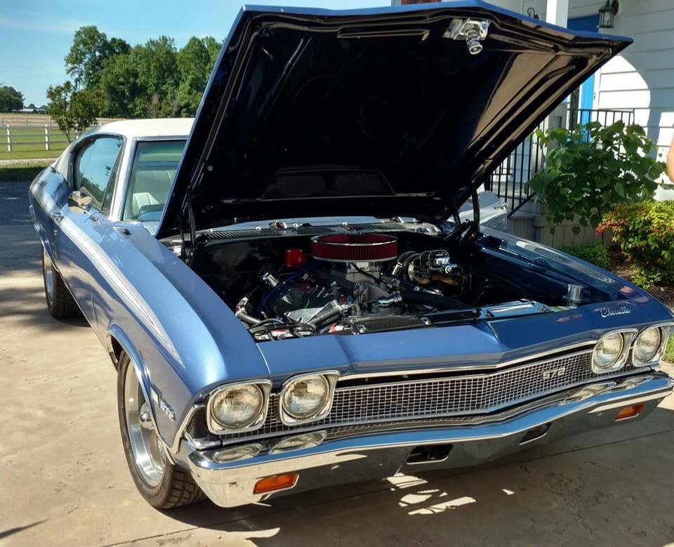 Used 1968 Chevrolet Chevelle -FRAME OFF RESTORED 572 BIG BLOCK FUEL INJECTED-PRO TOURING-   Mundelein, IL